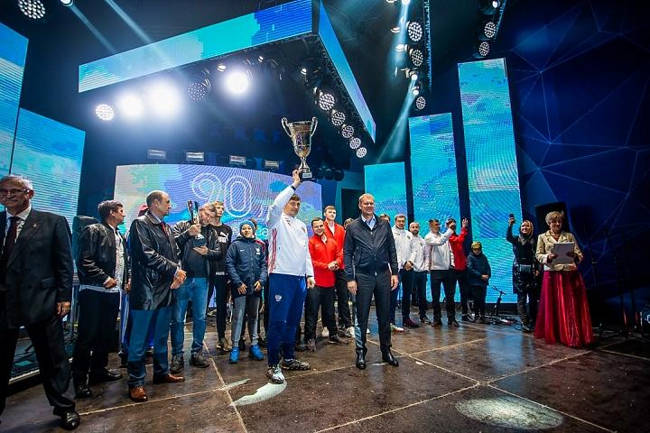 В Видном отметили 90-летие Ленинского района и День города Видное. Фоторепортаж фото 46