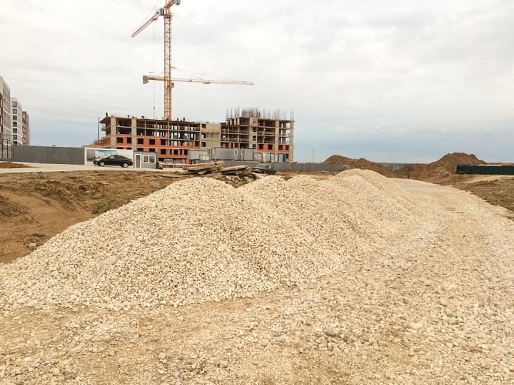 О строительстве дороги-выезда на трассу М-4 «Дон». Сентябрь 2019 фото 3