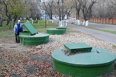 Московский коксогазовый завод прекратил сброс ливневых стоков в реку Купелинка
