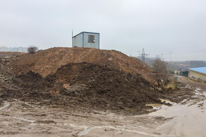 О строительстве дороги-выезда на трассу М-4 «Дон». Ноябрь 2019 фото 29