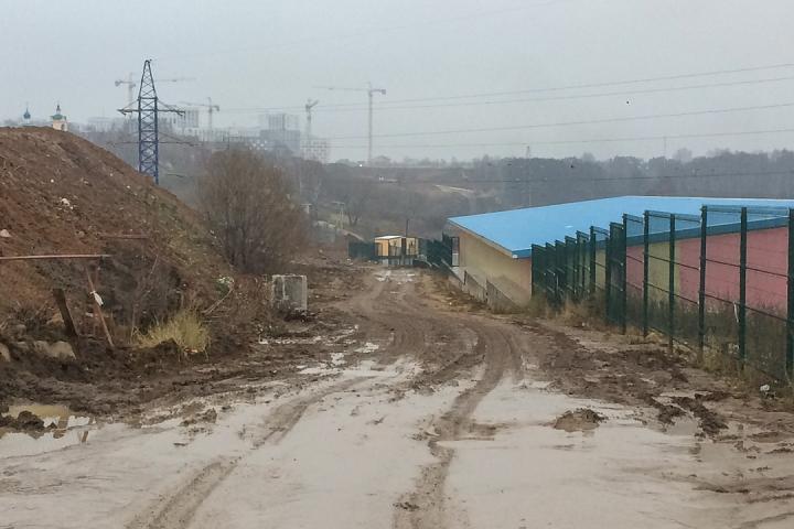 О строительстве дороги-выезда на трассу М-4 «Дон». Ноябрь 2019 фото 30