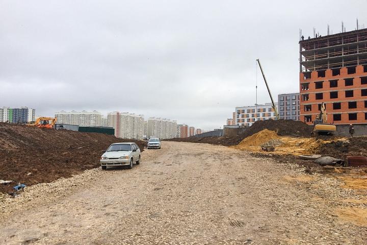 О строительстве дороги-выезда на трассу М-4 «Дон». Ноябрь 2019 фото 10