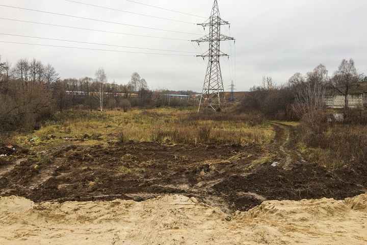 О строительстве дороги-выезда на трассу М-4 «Дон». Ноябрь 2019 фото 25