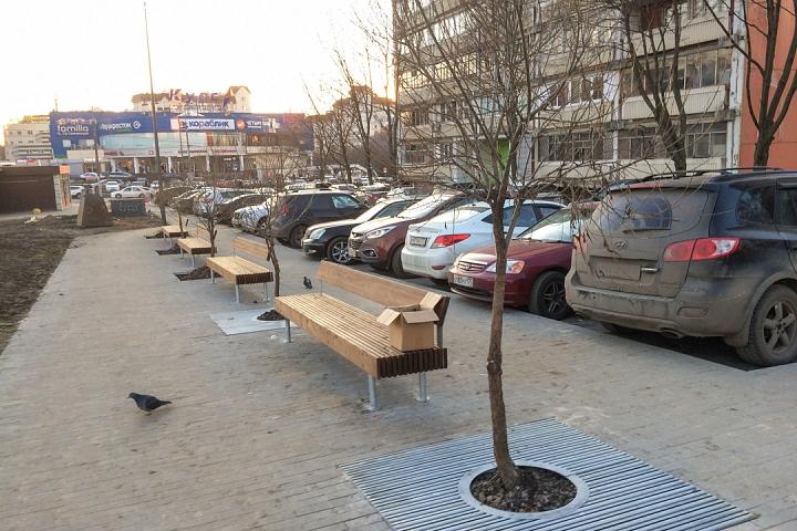 Заканчивается масштабное благоустройство центра города Видное. Фоторепортаж фото 22