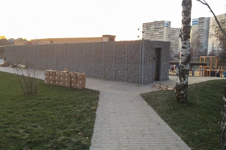 Заканчивается масштабное благоустройство центра города Видное. Фоторепортаж фото 60