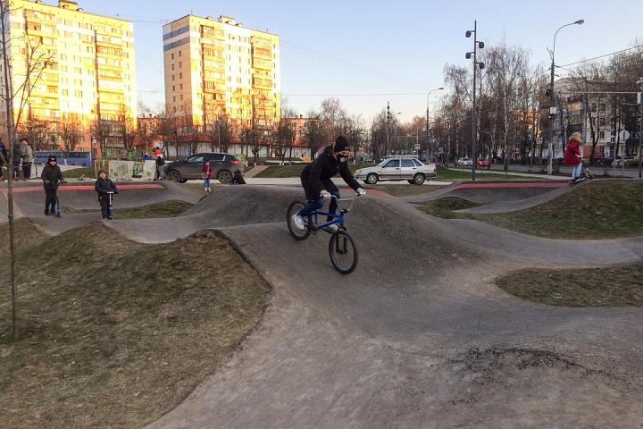 Заканчивается масштабное благоустройство центра города Видное. Фоторепортаж фото 10