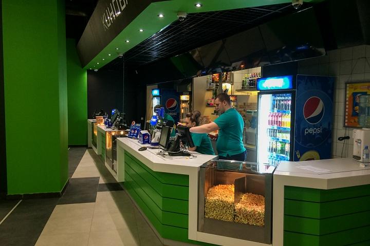 В Видном открылся торговый центр «Галерея 9-18» и кинотеатр «Киноград». Фоторепортаж фото 41
