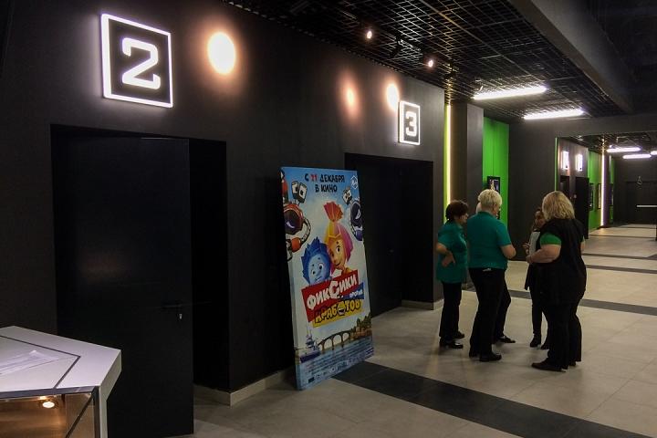 В Видном открылся торговый центр «Галерея 9-18» и кинотеатр «Киноград». Фоторепортаж фото 38