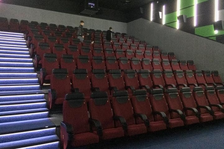 В Видном открылся торговый центр «Галерея 9-18» и кинотеатр «Киноград». Фоторепортаж фото 46