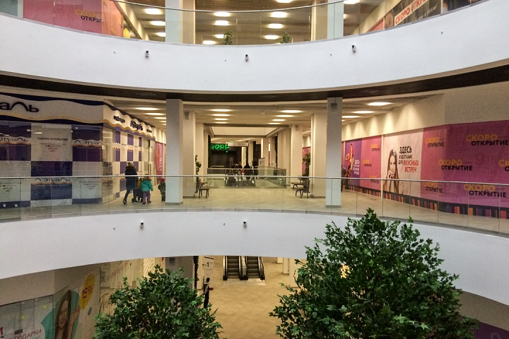 В Видном открылся торговый центр «Галерея 9-18» и кинотеатр «Киноград». Фоторепортаж фото 12