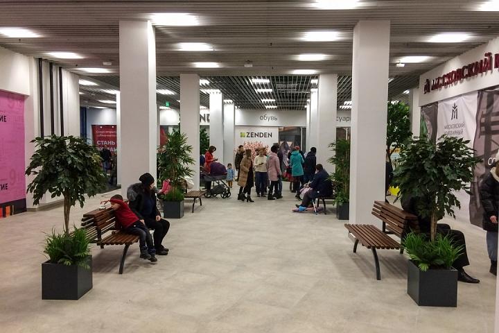 В Видном открылся торговый центр «Галерея 9-18» и кинотеатр «Киноград». Фоторепортаж фото 29