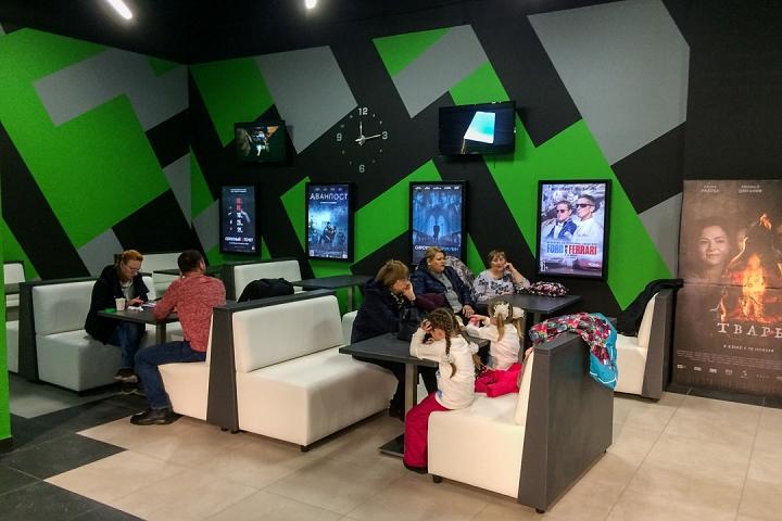 В Видном открылся торговый центр «Галерея 9-18» и кинотеатр «Киноград». Фоторепортаж фото 39