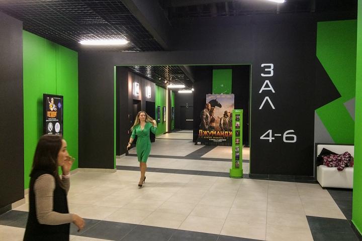 В Видном открылся торговый центр «Галерея 9-18» и кинотеатр «Киноград». Фоторепортаж фото 40