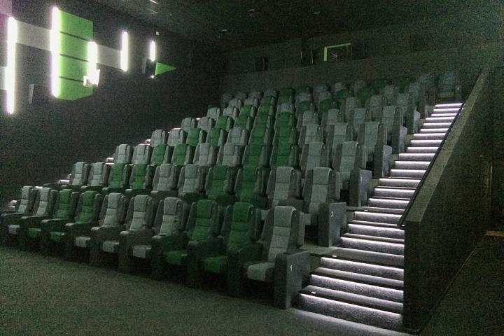 В Видном открылся торговый центр «Галерея 9-18» и кинотеатр «Киноград». Фоторепортаж фото 45
