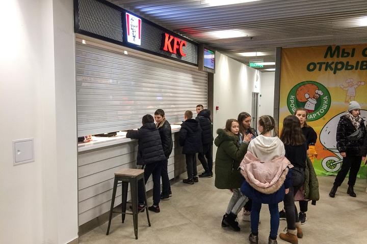 В Видном открылся торговый центр «Галерея 9-18» и кинотеатр «Киноград». Фоторепортаж фото 58