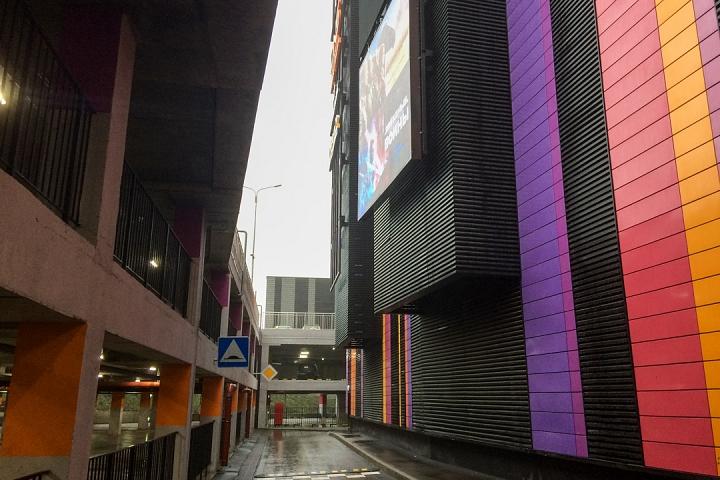 В Видном открылся торговый центр «Галерея 9-18» и кинотеатр «Киноград». Фоторепортаж фото 28