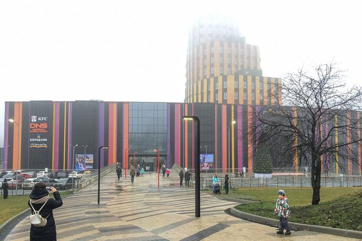 В Видном открылся торговый центр «Галерея 9-18» и кинотеатр «Киноград». Фоторепортаж фото 3