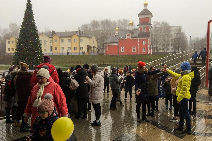 В Видном открылся торговый центр «Галерея 9-18» и кинотеатр «Киноград». Фоторепортаж фото 95