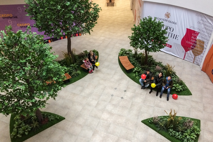 В Видном открылся торговый центр «Галерея 9-18» и кинотеатр «Киноград». Фоторепортаж фото 15