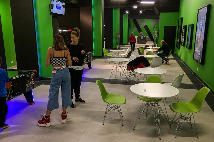 В Видном открылся торговый центр «Галерея 9-18» и кинотеатр «Киноград». Фоторепортаж фото 43