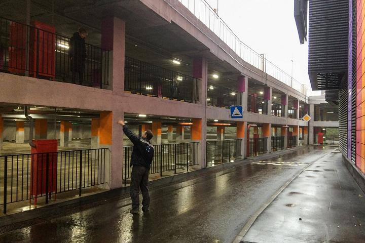 В Видном открылся торговый центр «Галерея 9-18» и кинотеатр «Киноград». Фоторепортаж фото 27