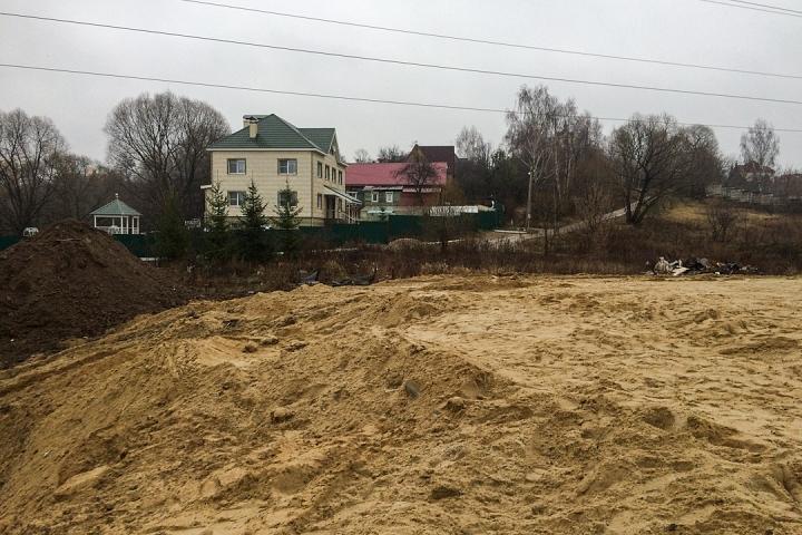 О строительстве дороги-выезда на трассу М-4 «Дон». Декабрь 2019. Фоторепортаж фото 19