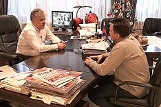 Интервью «Видное 24» с Павлом Грудининым. Об атаке на Совхоз им. Ленина и выборах
