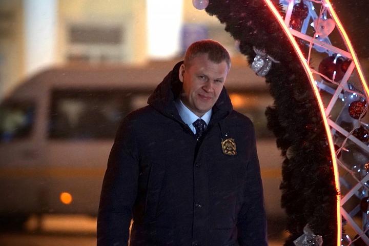 Глава Ленинского муниципального района Валерий Венцаль подал в отставку