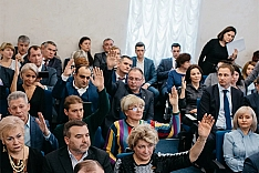 Депутаты Совета депутатов избрали главу Ленинского городского округа