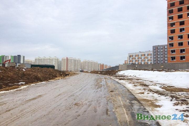 О строительстве дороги-выезда на трассу М-4 «Дон». Февраль 2020. Фоторепортаж фото 18