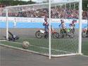 Чемпионат Европы по мотоболу 2006 Часть 2. И День города
