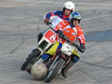 Чемпионат Европы по мотоболу 2006. Часть 1