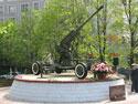 Открыт памятник «Зенитное оружие 1941-1945 гг.»