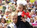 В школах города прошли торжественные линейки в честь Дня знаний. Фоторепортаж из гимназии и школы №7 (300 фото)