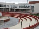 Завершается строительство Дворца детского творчества и нового здания ГИБДД. Фоторепортаж со строек