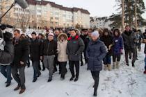 22 декабря и.о. губернатора Андрей Воробьев лично побывал в «Тимоховском овраге» и запретил застраивать рекреационную зону города Видное. Фото- и видеорепортаж