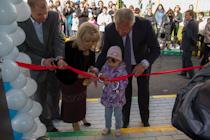 В Видном сдан новый детский сад «Улыбка» на 180 мест. Фоторепортаж с торжественного открытия
