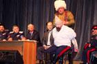 В РЦКиД состоялся Большой Круг Видновских казаков. Фоторепортаж с мероприятия