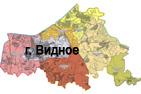 Ленинский муниципальный район уменьшился на 55.5%. С 1 июля семь западных поселений района отошли Москве