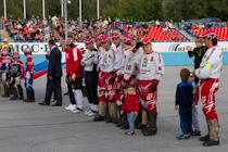 В Видном стартовал международный турнир по мотоболу в честь 40-летия клуба «Металлург»