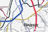 До города Видное проложат хордовую ветку метро. Третий пересадочный контур подземки предложено организовать в виде пересекающихся хордовых линий