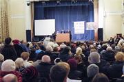 Подробный отчет о публичных слушаниях по проекту внесения изменений в генплан г.п. Видное, которые состоялись 11 декабря