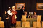 В Районном центре культуры и досуга состоялся предпремьерный показ спектакля «Размороженный»