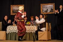 «Размораживание» прошло успешно. Видновский театр «Т-ВИД» представил очередную премьеру. Фоторепортаж