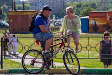 29 июня в Видном прошли мероприятия, посвященные Дню молодежи. Фоторепортаж