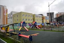 В 6-ом микрорайоне Видного открылся частный детский сад «Созвездие» на 285 мест
