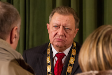 31 января глава Видного Сергей Троицкий отчитался по итогам работы за 2012 год и рассказал о задачах на 2013. Фото- и видеорепортаж