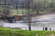 Сухановского пруда больше нет. Река Гвоздянка прорвала плотину и затопила 8 деревень. ФОТОРЕПОРТАЖ. ВИДЕО прорыва