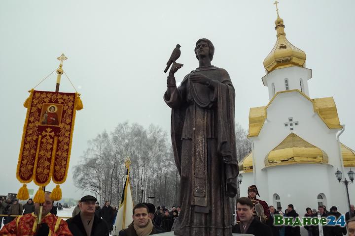 Часовня и памятник в честь святого мученика Трифона