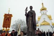 В Молокове освятили часовню и единственный в мире памятник, посвященный святому Трифону
